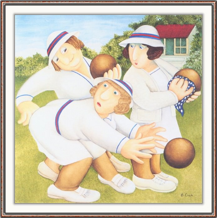 CookBeryl h03 Bowling-WeaSDC. Берил Кук