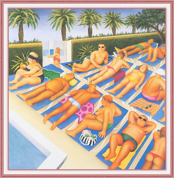 CookBeryl f13 Tenerife Days-WeaSDC. Beryl Cook