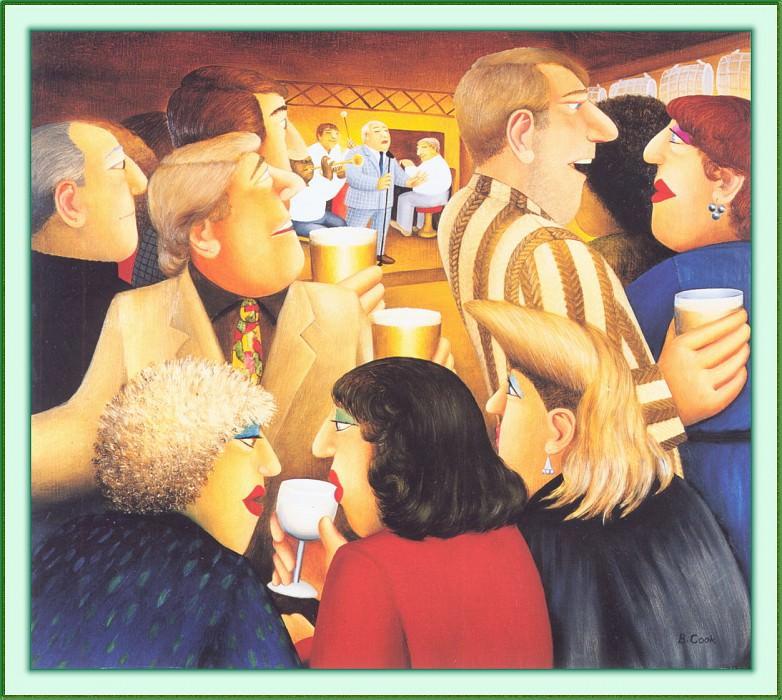 CookBeryl c33 Jazz Pub-WeaSDC. Берил Кук