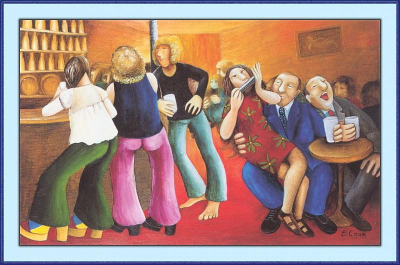 CookBeryl a17 Musical Evening-WeaSDC. Beryl Cook