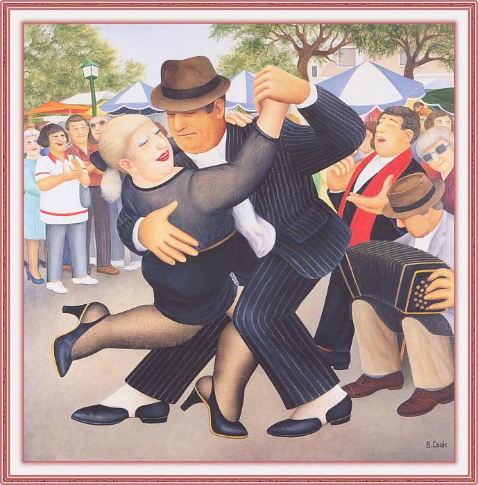 CookBeryl f19 Tango in San Telmo-WeaSDC. Берил Кук