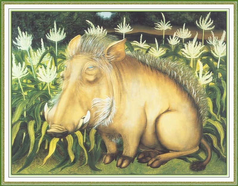 CookBeryl i03 Basil Warthog-WeaSDC. Beryl Cook