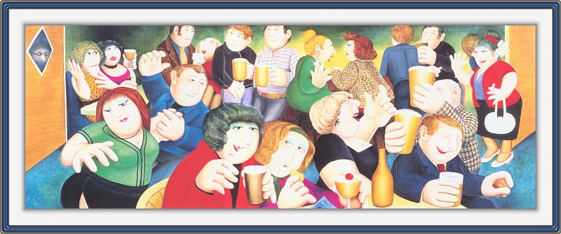 CookBeryl d10 Saturday Evening-WeaSDC. Берил Кук