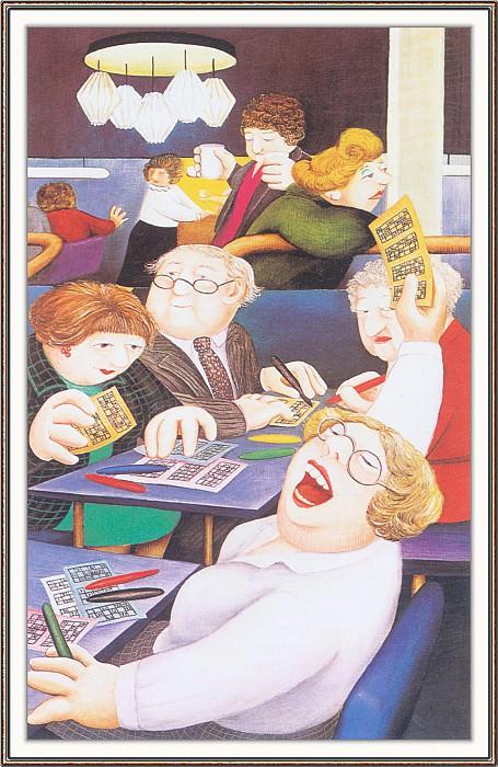 CookBeryl h27 Bingo-WeaSDC. Beryl Cook
