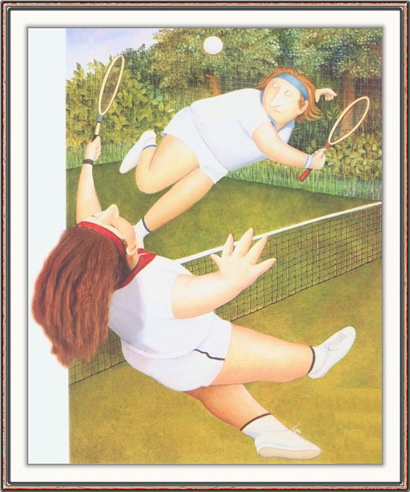 CookBeryl h05 Tennis-WeaSDC. Берил Кук