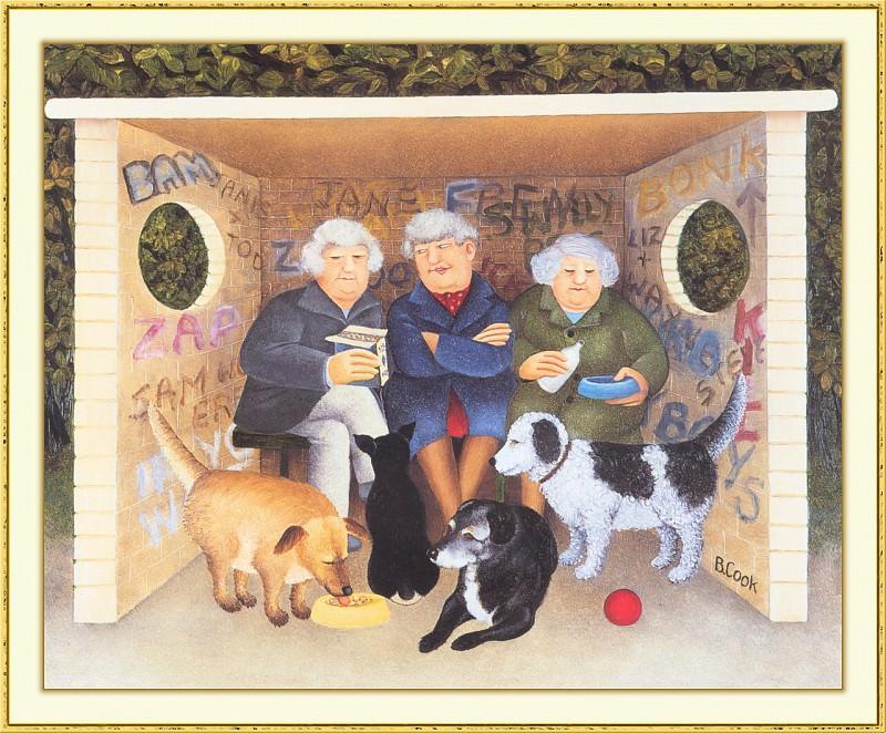 CookBeryl b09 A Short Pause-WeaSDC. Beryl Cook