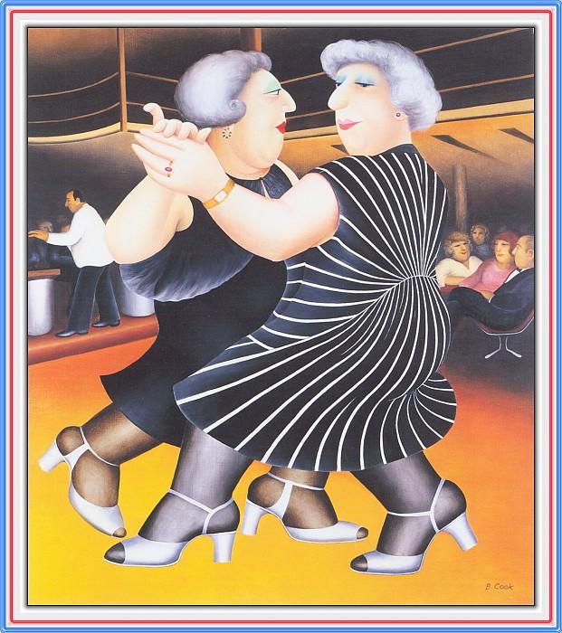 CookBeryl e36 Dancing on the QE2-WeaSDC. Beryl Cook