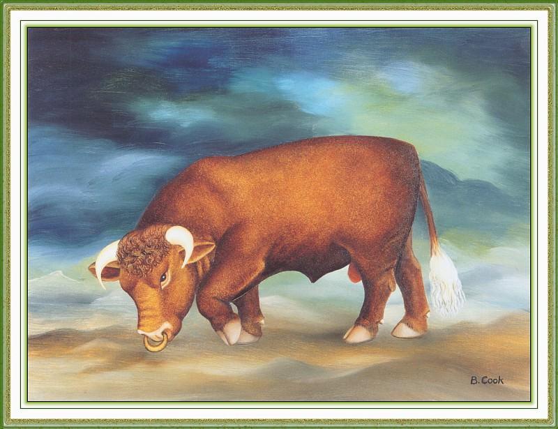 CookBeryl i13 Taurus-WeaSDC. Берил Кук