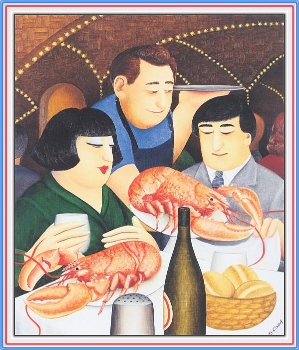 CookBeryl e34 The Lobsters-WeaSDC. Берил Кук