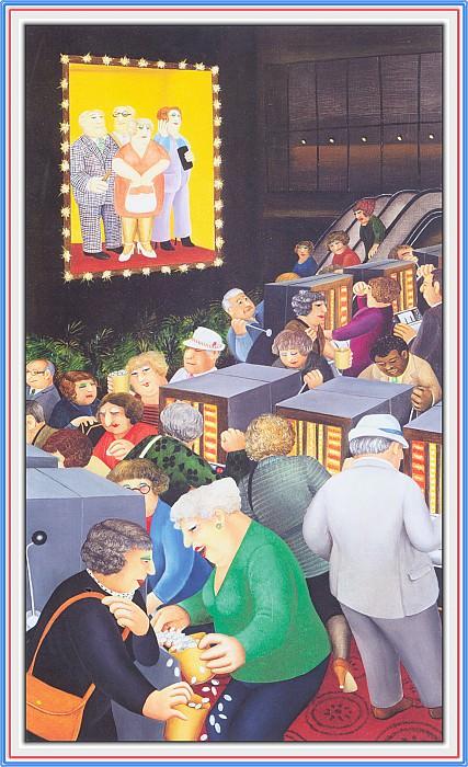 CookBeryl e13 Slot Terrace No. 4-WeaSDC. Берил Кук