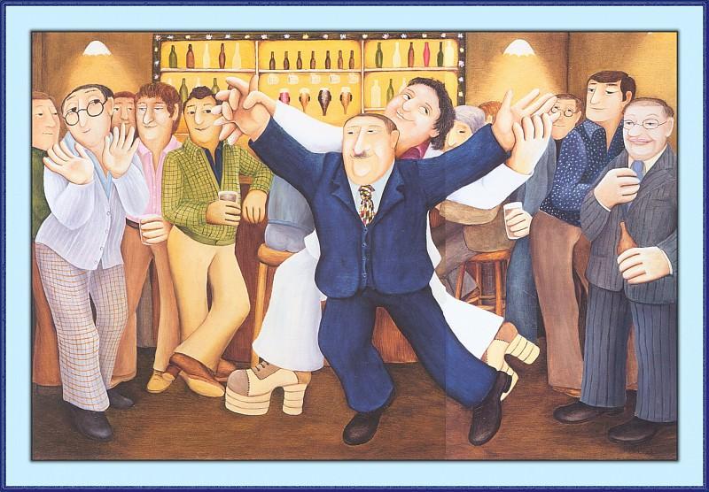 CookBeryl a04 Tom Dancing-WeaSDC. Beryl Cook