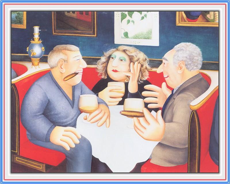 CookBeryl e10 Russian Tea Room-WeaSDC. Берил Кук