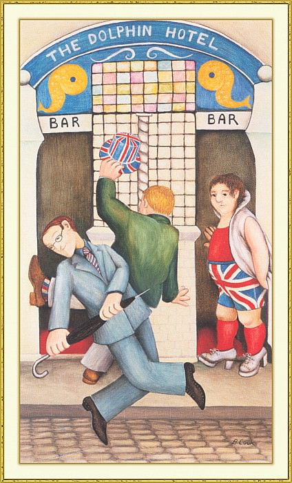 CookBeryl b35 Jubilee Day-WeaSDC. Берил Кук