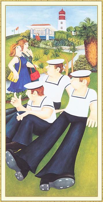 CookBeryl b03 Sailors and Virgins-WeaSDC. Берил Кук