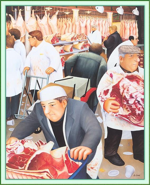 CookBeryl c14 Smithfield Market-WeaSDC. Берил Кук