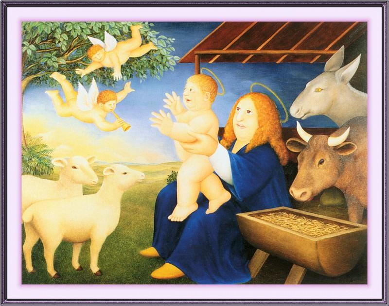 CookBeryl j16 Nativity-WeaSDC. Берил Кук