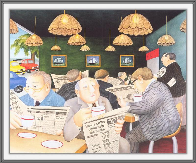 CookBeryl d06 Motorway Cafe-WeaSDC. Берил Кук