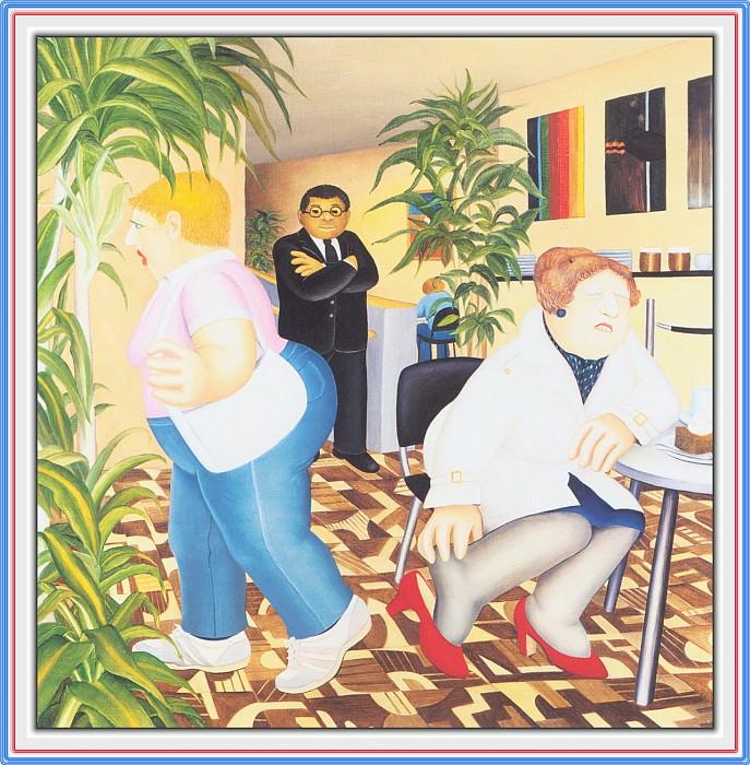 CookBeryl e11 The Museum of Modern Art-WeaSDC. Beryl Cook