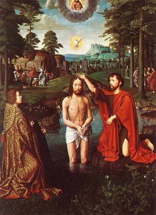Триптих Жана де Тромпе. Герард Давид