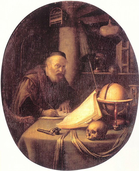 dou6. Gerrit Dou