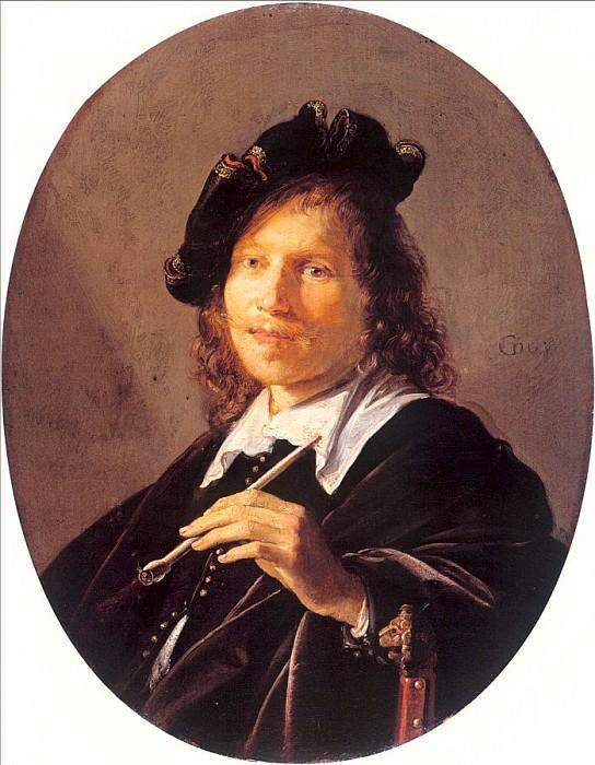 Портрет мужчины. Геррит Доу