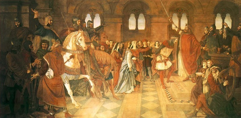 Hospitality. William Dyce