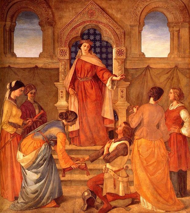 Mercy. William Dyce