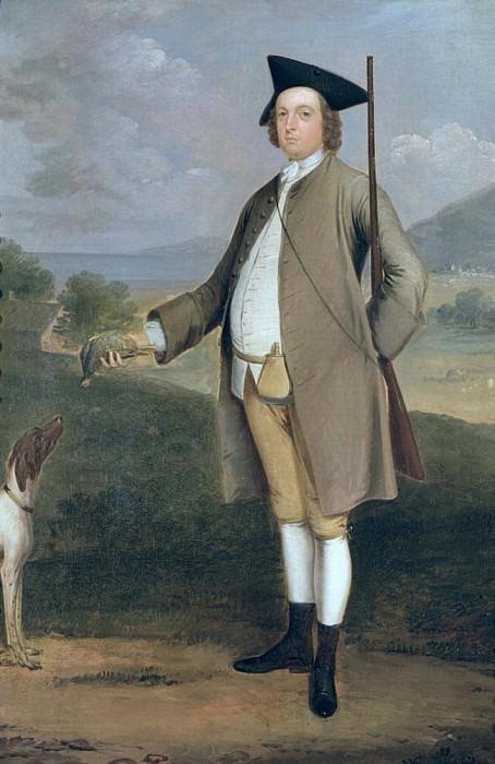 John Ward of Squerries. Arthur William Devis