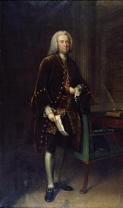 Nicholas Fazackerley. Arthur William Devis