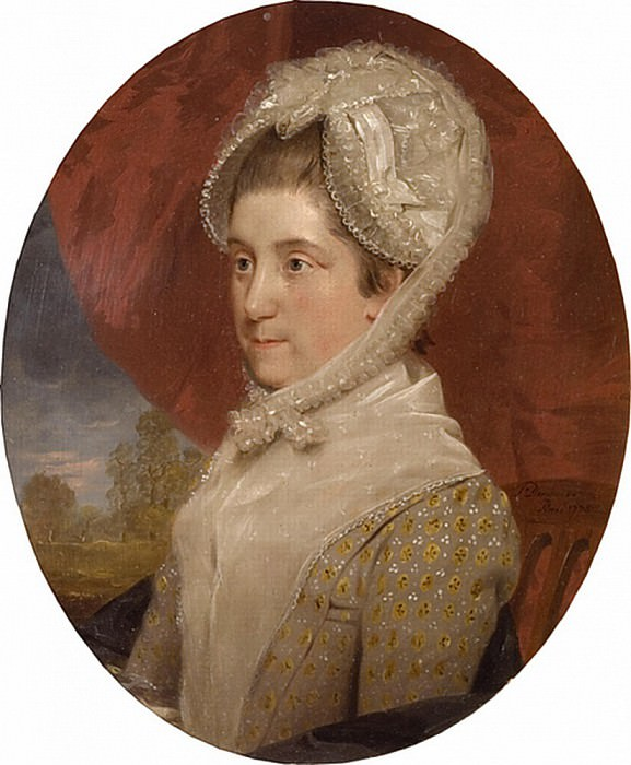 Unknown Lady. John Downman