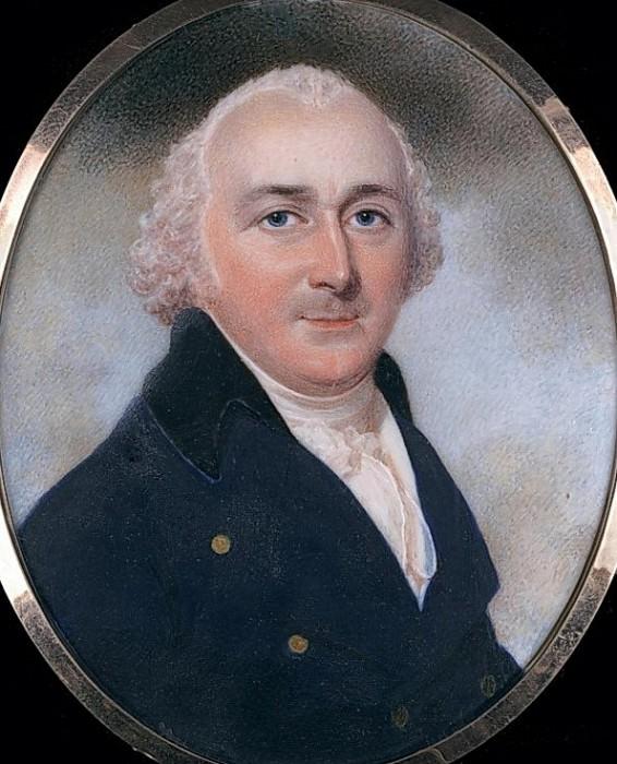 Portrait of Humphry Repton. John Downman