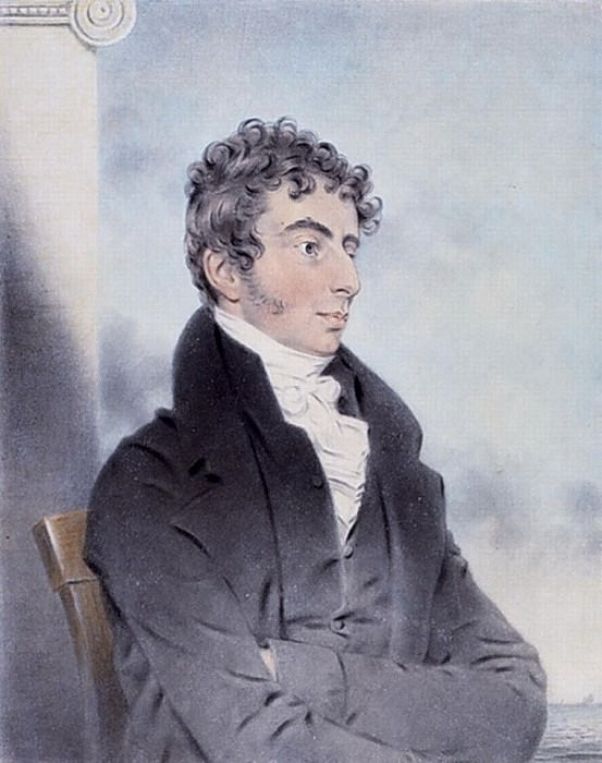 Robert Southey Esq.. John Downman