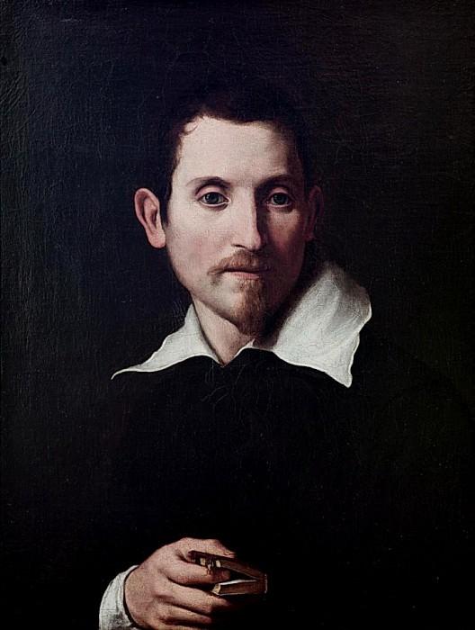 Self Portrait — Domenichino (Domenico Zampieri)
