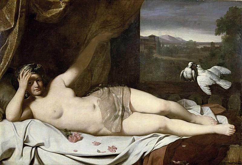 Венера. Доменикино (Доменико Зампьери)