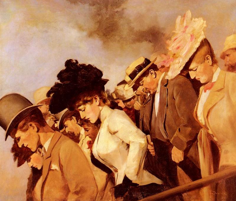 Dvorak Franz At The Races. Франц Дворжак