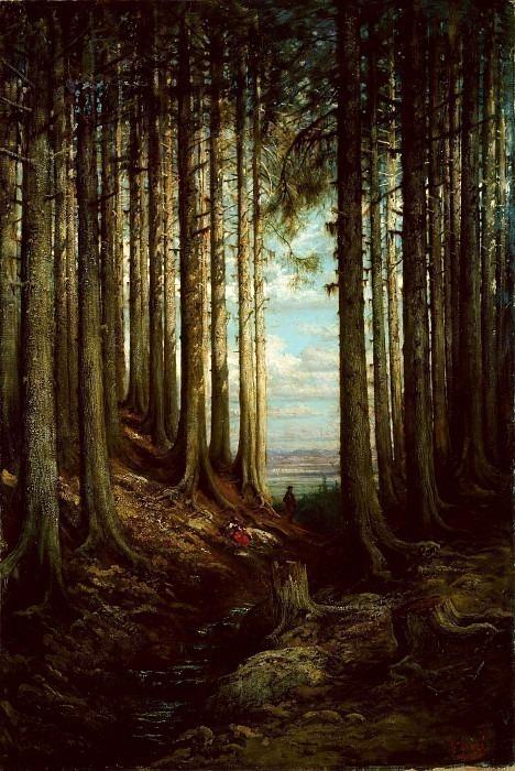 alpine. Gustave Dore
