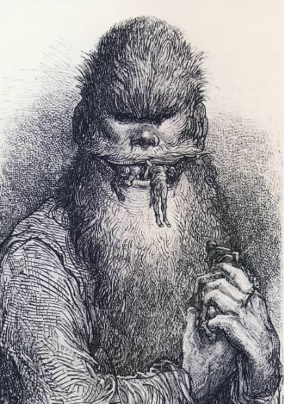 ariosto. Gustave Dore