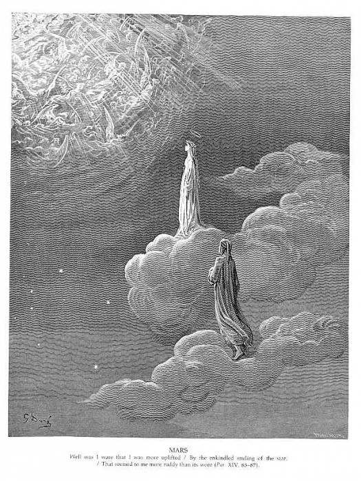 Mars. Gustave Dore