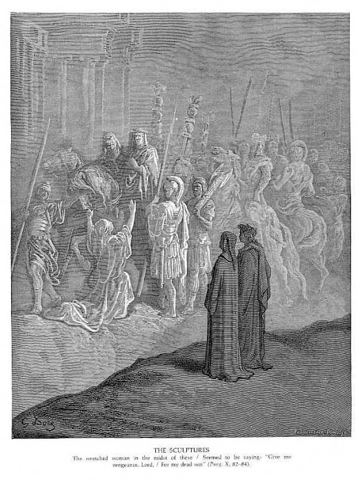 The Sculptures. Gustave Dore