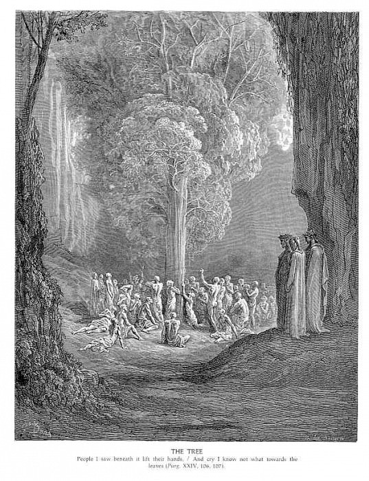 The Tree. Gustave Dore