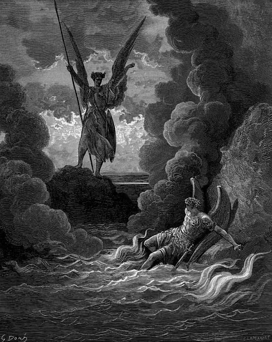 paradise lost 2. Gustave Dore