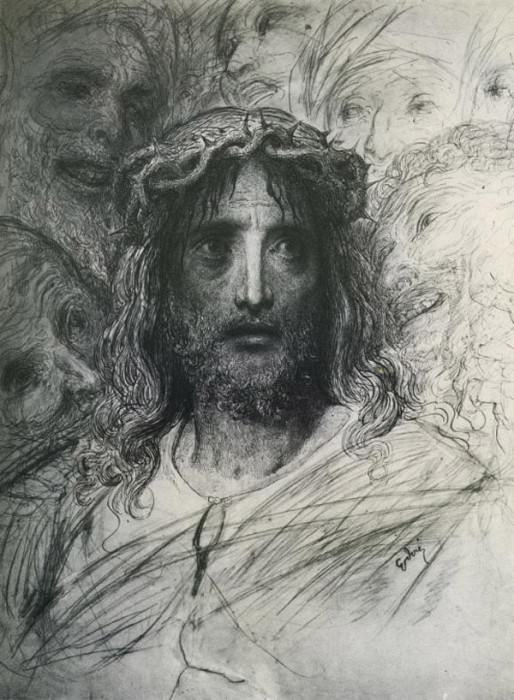 Иисус. Гюстав Доре