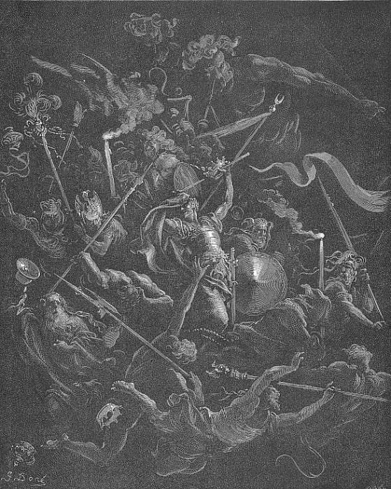 And many more too long Embryos and idiots eremites and friars. Gustave Dore