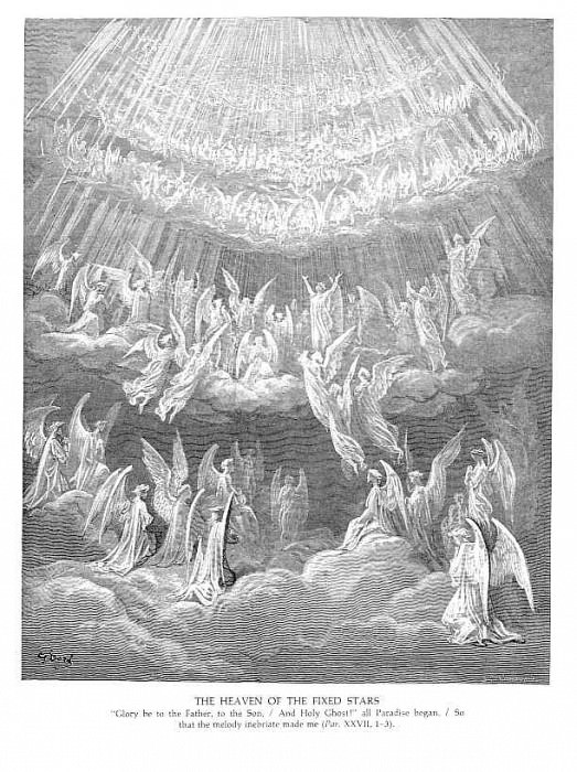 The Heaven of the Fixed Stars II. Gustave Dore