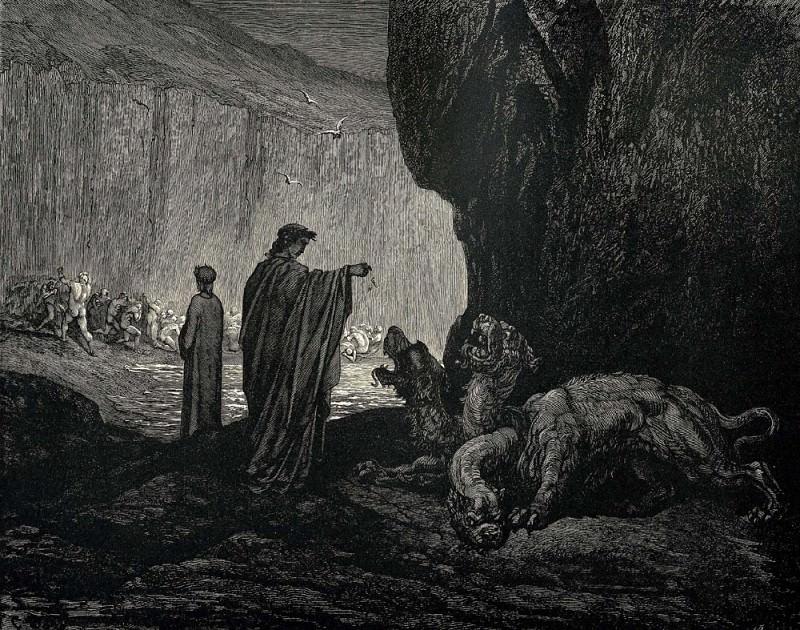 dsjslafls. Gustave Dore