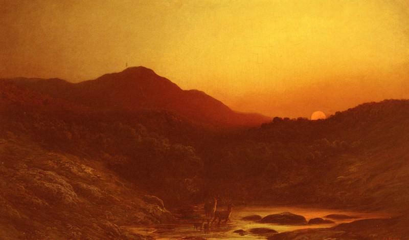 1979 A Souvenir from Scotland. Gustave Dore