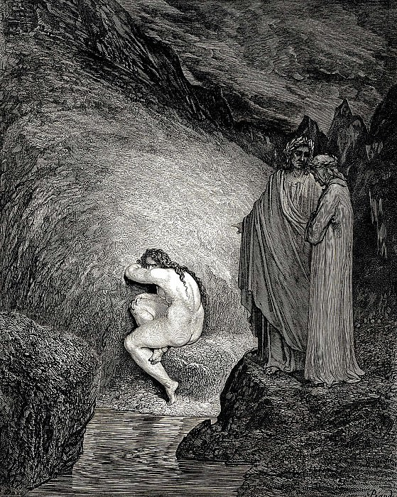 This is Myrrha-s old soul inexorable and pitilessos who had loved her father in. Gustave Dore