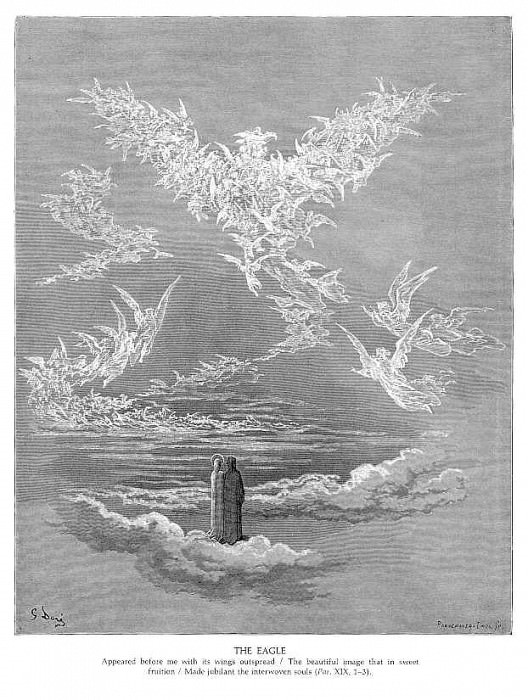 The Eagle II. Gustave Dore