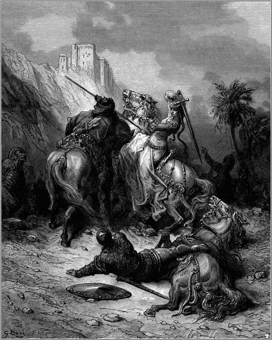 #32725. Gustave Dore