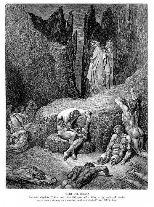Geri Del Bello. Gustave Dore